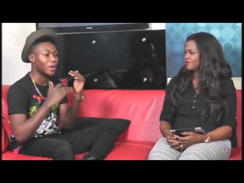 Reekado Banks Describes A Typical Day With The Mavins - Pulse TV Live Highlights