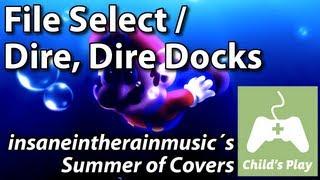 Download File Select / Dire Dire Docks - Super Mario 64