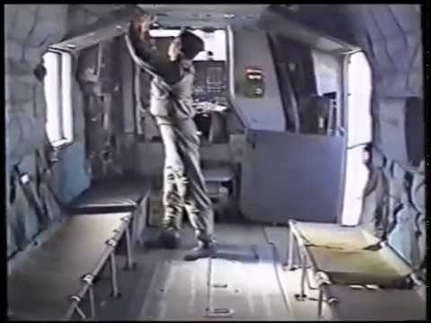 USMC Helicopter Egress Training Video