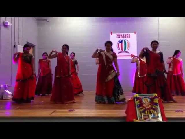 Indian cultural dance (RAM LELA) Travel Video