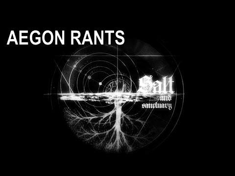 Aegon Rants: Salt & Sanctuary, Dark Souls, and Input Dissonance