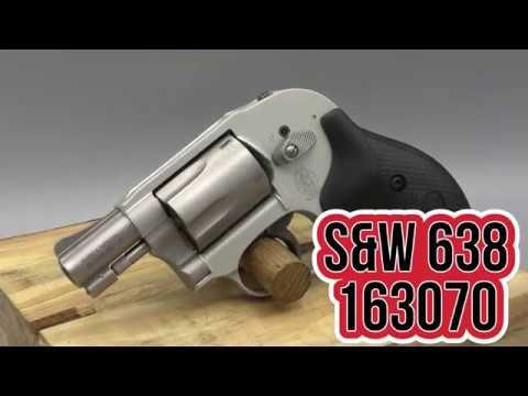 S&W 638 SPOTLIGHT