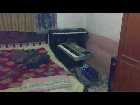 House Music Keyboard Anak Binjai KN2000
