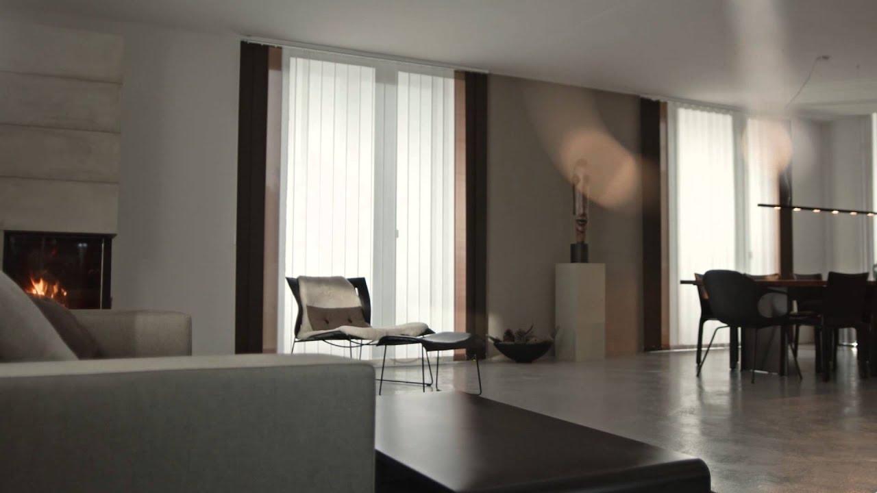 MHZ Reflexions - Rollo Skid / Flächenvorhänge / Vertikal Jalousie ...