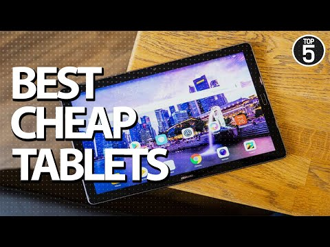 Best Budget Tablets 2019