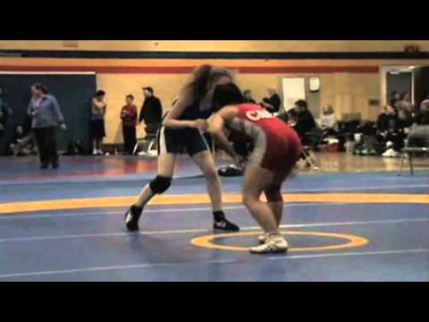 2009 Queens Open: 55 kg Jenn Nguyen vs. Kellie Heney