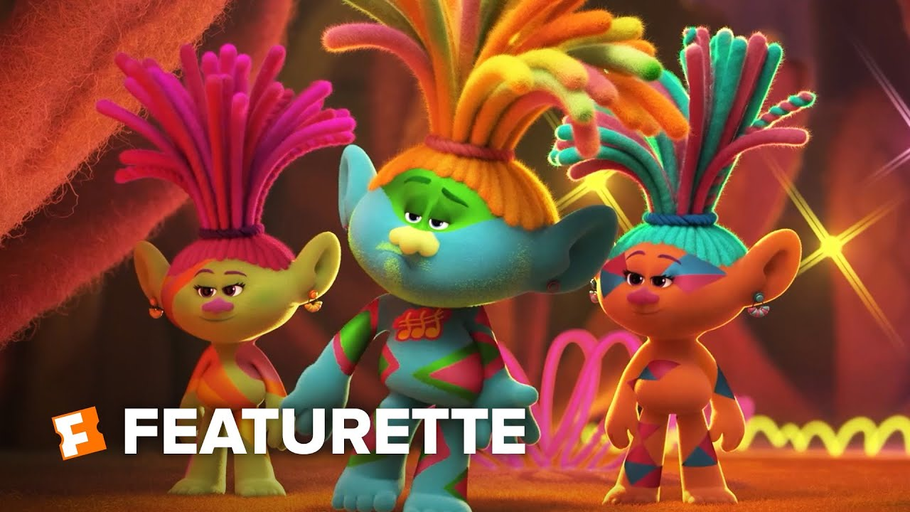 Trolls World Tour Featurette - Anatomy of a Song (2020) | Movieclips Trailers - Daily Dose Report