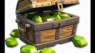 Clash Of Clans - Como gastar gemas no inicio!
