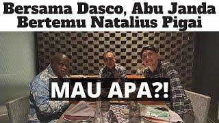 Bersama Dasco, Abu Janda Berte…