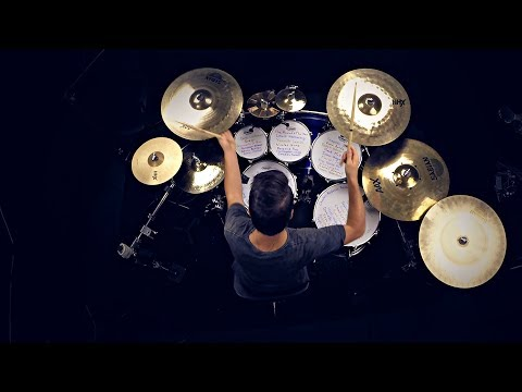 Cobus - Krewella - Be There (Drum Cover | #QuicklyCovered)