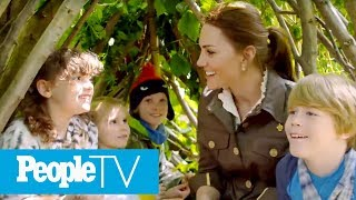 Kate Middleton Makes An Unexpected Cameo On Kids' Show To Launch Contest For Her Garden   PeopleTV