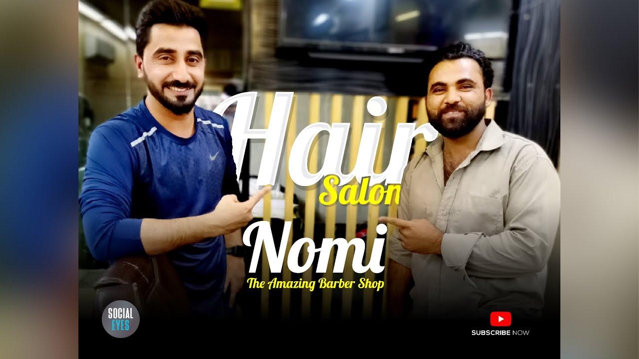 Best Hair Salon Men Hair Salon Karachi Pakistan Youtube