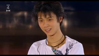 Yuzuru Hanyu GALA GPF 2011 (Czech commentary + English & Japanese subtitles)