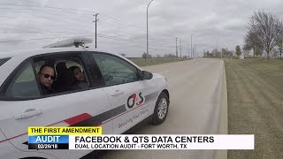 Download Video Dual Location First Amendment Audit - Facebook and QTS Data Centers MP3 3GP MP4