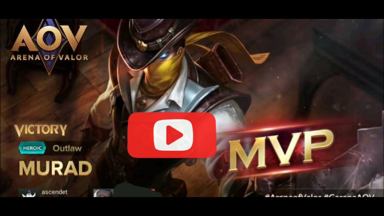 Arena Of Valor ( MURAD review ) - YouTube