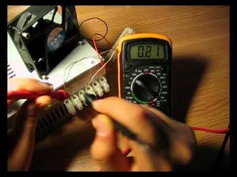 XL830L Digital Multimeter / Tester - DealExtreme.com