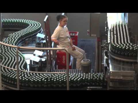 Budweiser Budvar Beer Bottling Plant České Budějovice