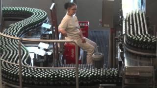 Budweiser Budvar Beer Bottling Plant České Budějovice(, 2015-11-30T07:41:32.000Z)