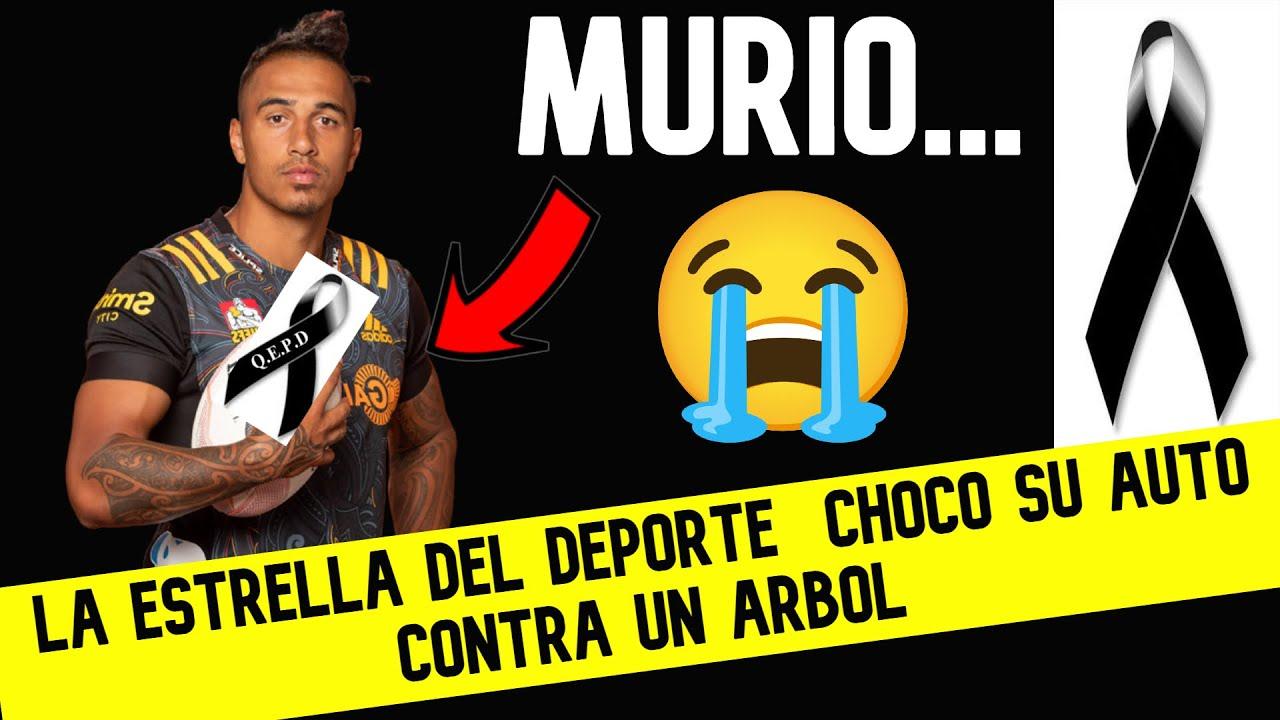 FATAL ACCIDENTE! MURIO CON TAN SOLO 25 AÑOS EL JOVEN JUGADOR (Y una brillante carrera por delante)