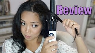 Automatic Curler First Impression Review - itsjudytime