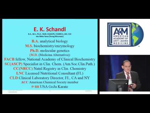 How To Avoid Cancer by Dr. Schandl
