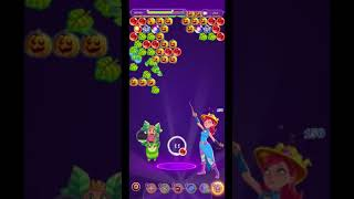 Bubble Witch 3 Saga Level 1811 ~ No Boosters, No Firecharms, No Cats