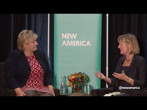A Conversation with Her Excellency Erna Solberg: Prime Minister of Norway