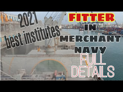 fitter job full details how to join merchant navy after iti fitter engine fitter