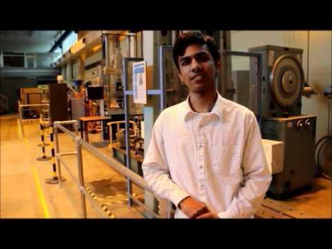 Vighnesh Daas, from New Delhi, India, BEng Civil Engineering