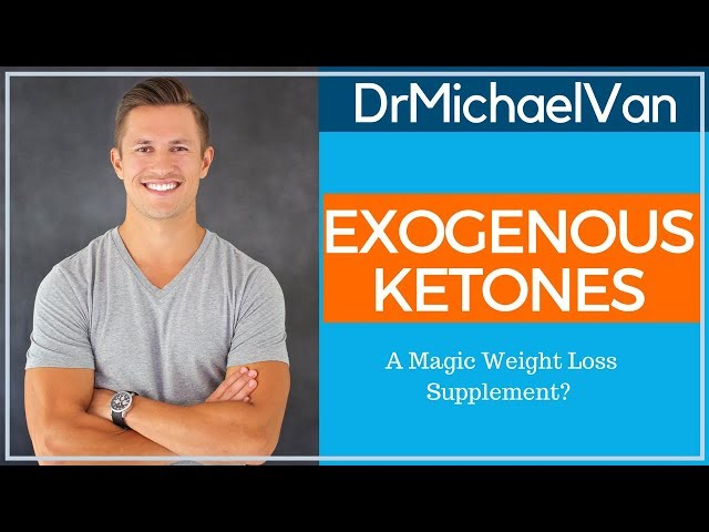Exogenous Ketones: A Magical Weight Loss Supplement?