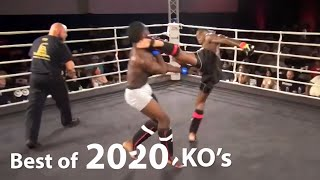 MMA's Best Knockouts of the Year 2020 | Part 1, HD