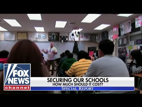 Indiana school takes extreme measures to keep students safe