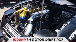 1000HP+ 4 ROTOR | TOYO TIRES [4K]
