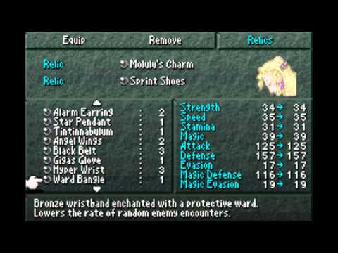 let's play final fantasy vi advance 58: serpent trench wor