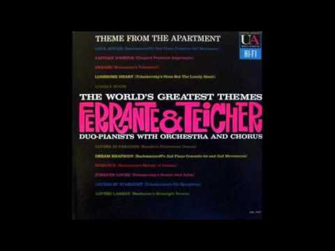 Ferrante & Teicher ‎– The World's Greatest Themes - 1960 - full vinyl album