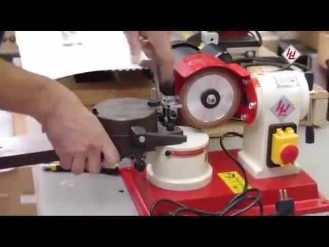 Назначение: станок предназначен для заточки дисковых пил с твердосплавными пластинами по передней и задней грани. Преимущества: ручной.