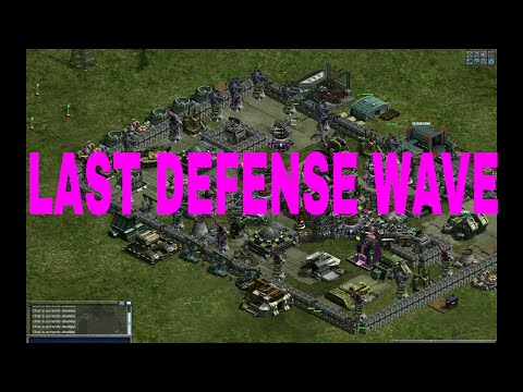 WAR COMMANDER - OPERATION INTO CHAOS, LAST DEFENSE WAVE MAIN TRACK.