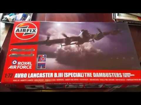 Airfix Avro Lancaster B.III Special