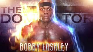 """WWE:Bobby Lashley Theme-""""Dominance"""" + Arena Effects"""