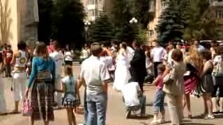 Свадьба в стиле капуэйро))