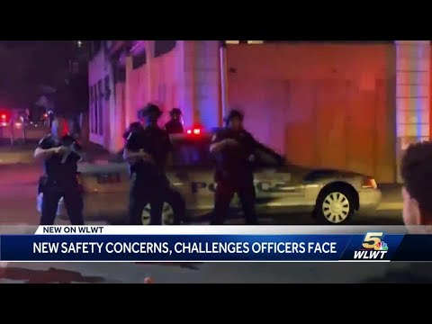 Local Police Officer Shares Safety Concerns Amid Protests And Calls To Defund Police