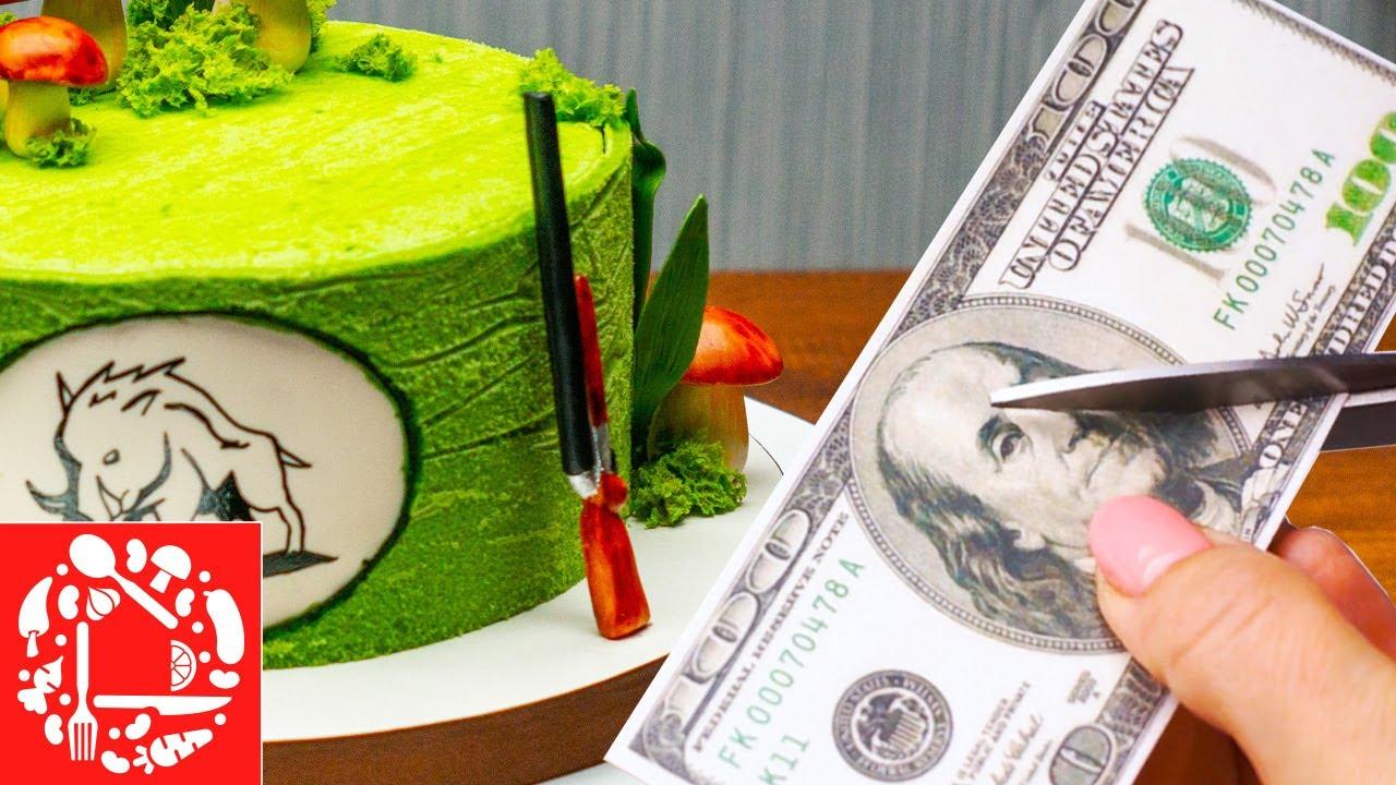 УДИВИТЕЛЬНЫЕ ТОРТЫ для Мужчин. Идеи Украшения тортов