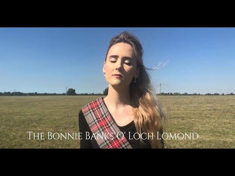 The Bonnie Banks O' Loch Lomond | Nicole Hulett | Cover