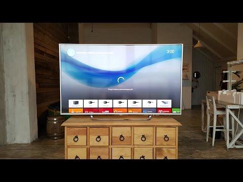 Обзор Sony Bravia с Android TV 5.1