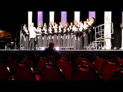 Benedictus - Robat Arwyn - YouTube