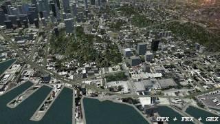 Ultimate Terrain X, Ground Environment X, Flight Environment X