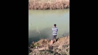 Serpme ile balık Avı Tarsus