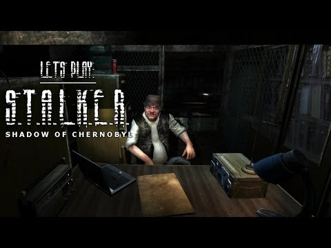 S.T.A.L.K.E.R. Shadow of Chernobyl - Ch.12 - Lies, Booze, and Sidrovich!