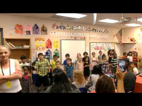 ANaiyahs Kindergarten Production pt1