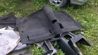 видео Ремонт и тюнинг багажника ГАЗ 3110 своими руками